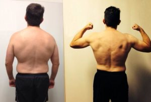 Client became more muscular and improved fitness.